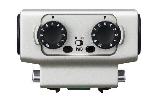 Zoom EXH-6 Combo Input Capsule, chrome