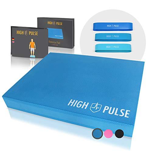 High Pulse® XXL Balance Pad inkl. 3X...
