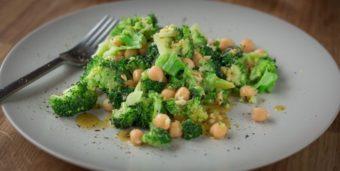 5 eiweißreiche Salate – schnell und einfach zubereitet