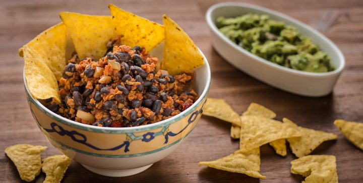 Mexikanischer Tortillasalat – Salat mal anders
