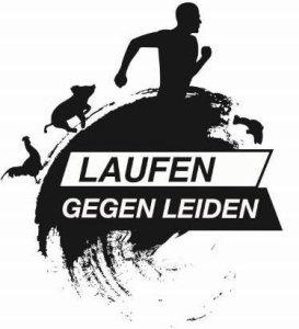 Logo - Laufen gegen Leiden
