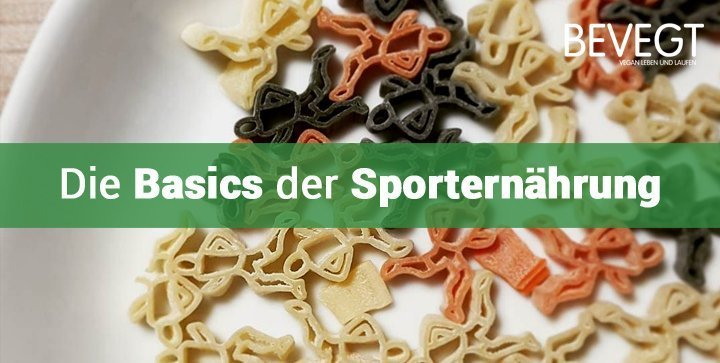 Sporternährung: kennst du die drei wichtigsten Mahlzeiten eines Läufers?