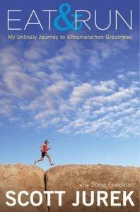 Das Cover des Buchs Eat & Run von Scott Jurek