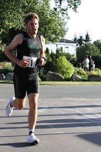 Der vegane Marathonläufer Christopher Schwarz