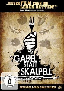 """DVD-Cover der Dokumentation """"Gabel statt Skalpell"""""""