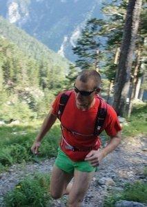 Der vegane Extremsportler Fabian Bartsch