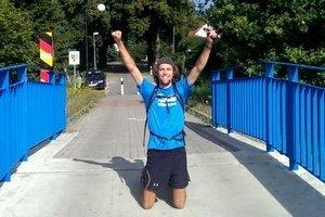 Vegane Deutschlandquerung im Laufschritt – Interview mit dem Ultraläufer Björn Richter