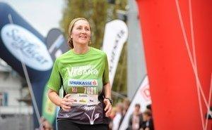 Läuferin Judith Riemer