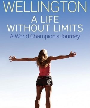 "Buchcover ""A Life Without Limits"" von Chrissie Wellington"