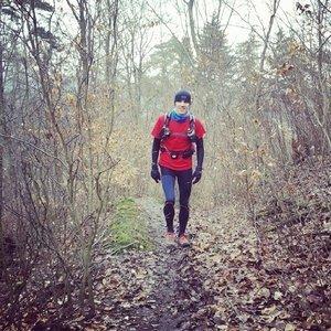 Bergauf Wandern dauert länger als bergab laufen. Trotzdem verging die Zeit wie im Flug!