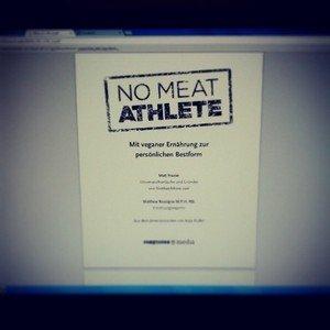 """Der Fahrplan zur """"No Meat Athlete""""-Buchtour"""