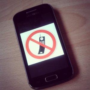 Smartphone-Verzicht
