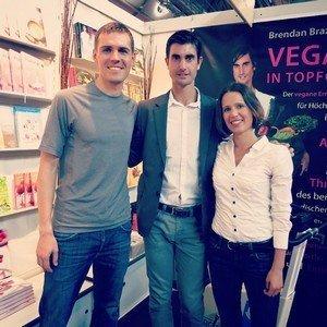 """""""Die Zukunft ist vegan"""" – Interview mit dem veganen Sportler und Unternehmer Brendan Brazier"""