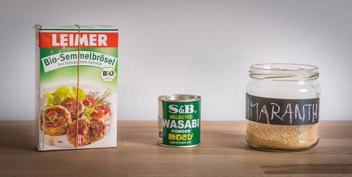 Titelbild: Verschiedene angebrochene Lebensmittelpackungen