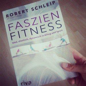 "Buch ""Faszien Fitness"""