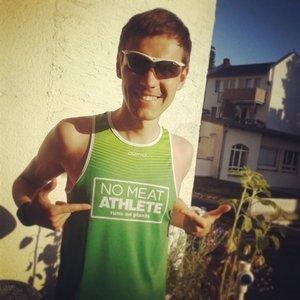 Von Veganern, Läufern und veganen Läufern