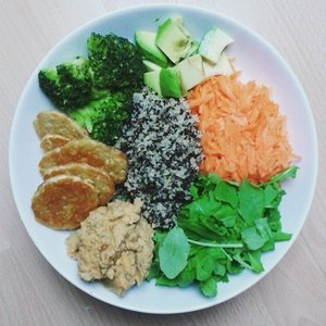 Abwechslung auf dem Teller: So bereitest du dir eine leckere und gesunde Bowl zu!