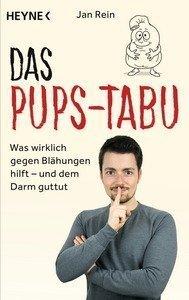 """Buchcover: """"Das Pups-Tabu"""" von Jan Rein"""