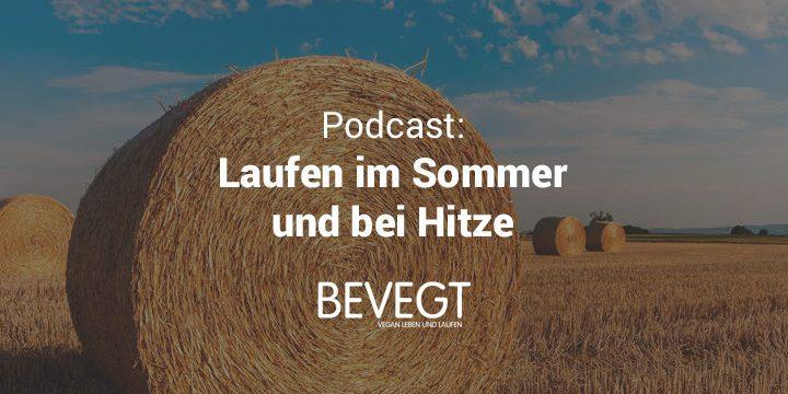 Titelbild: Strohballen auf einem sommerlichen Getreidefeld