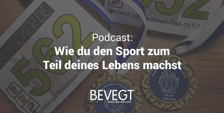 Titelbild: zwei Startnummern und zwei Medaillen