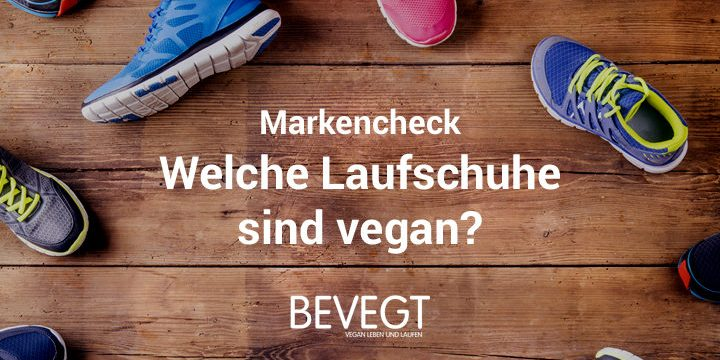 Vegane Laufschuhe – die 34 wichtigsten Hersteller im Markencheck