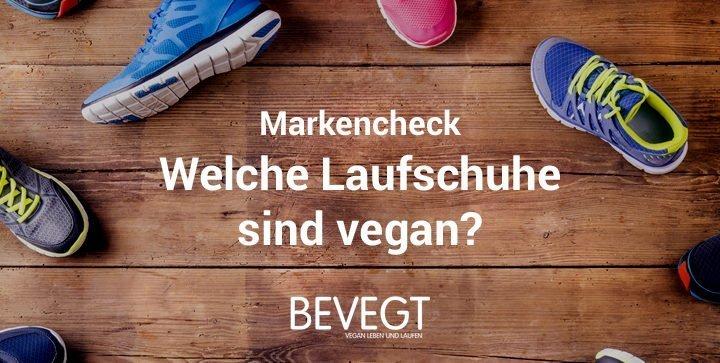 Vegane Laufschuhe – die 22 wichtigsten Hersteller im Markencheck