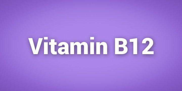 """Vitamin B12: Was du als Veganer über das """"kritische"""" Vitamin wissen solltest"""