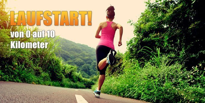Werde ein Läufer – und entdecke ein neues Lebensgefühl!