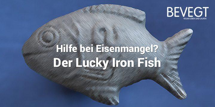 Titelbild: Der Lucky Iron Fish - ein kleiner Fisch aus Gusseisen