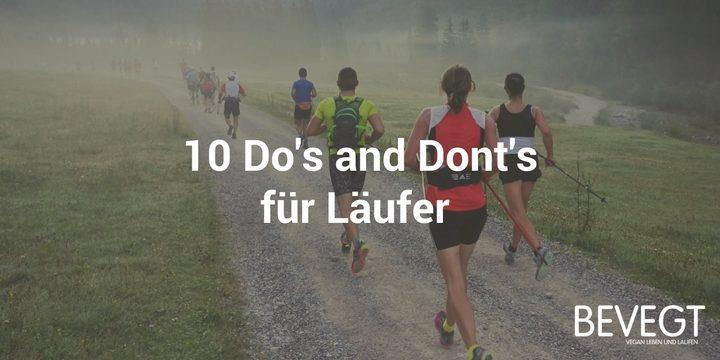 Titelbild: Läuferinnen und Läufer auf einem Naturweg vor einer Alpenkulisse