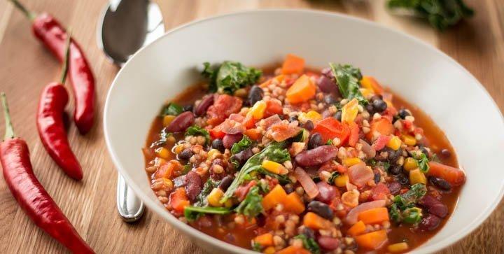 Rezept Veganes Chili Con Buchweizen Aus Unserem Neuen Kochbuch