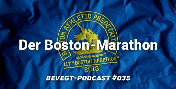 Der Boston Marathon: Ein altes und ein neues Ziel