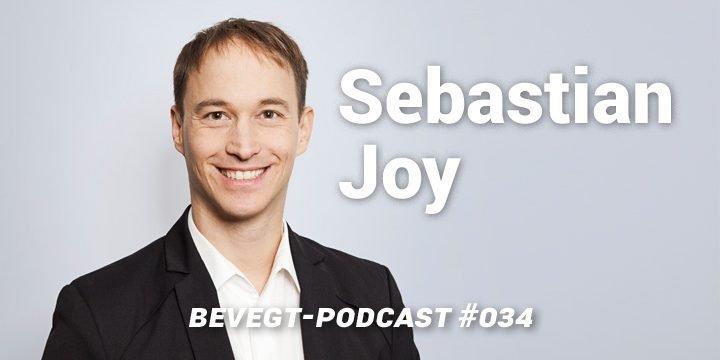 Titelbild: Ein Portraitfoto von VEBU-Geschäftsführer Sebastian Joy