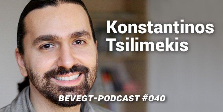 Konstantinos Tsilimekis: Denken und Handeln aus Ehrfurcht vor allem Leben