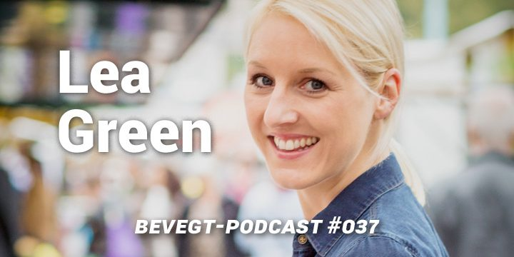 """Lea Green: """"Ich liebe es, vegan zu leben"""""""