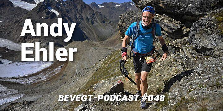 Titelbild: Andy Ehler beim Transalpine Run 2016