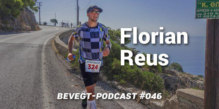 263,9 km an einem Tag: Florian Reus ist Weltmeister im 24-Stunden-Lauf