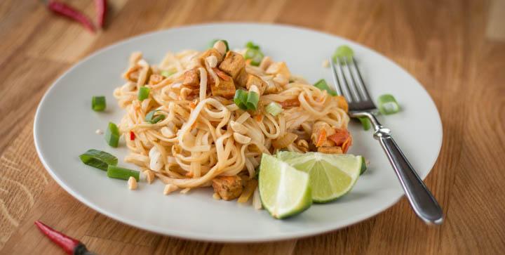 Veganes Pad Thai: So schmeckt Thailand