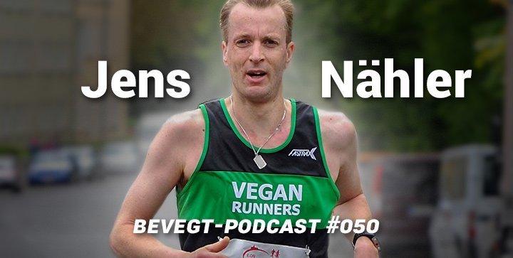 Jens Nähler beim Kassel Marathon 2015