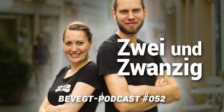 Titelbild: Dirk und Marina vom veganen Café Zwei und Zwanzig in Geisenheim