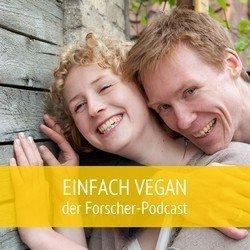 Cover: Einfach Vegan - Der Forscher-Podcast