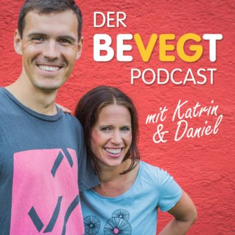 Das Cover des beVegt-Podcast