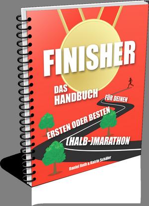 """Endlich: Unser neues Buch """"Finisher"""" ist da!"""