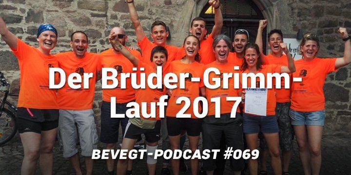 82 Kilometer Spaß und Schmerzen: Unser Bericht vom Brüder-Grimm-Lauf 2017
