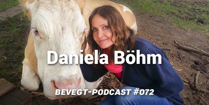 Daniela Böhm: Einstehen für die Rechte der Tiere