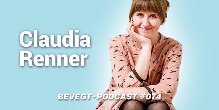 Claudia Renner über vegane Ernährung, Abnehmen und die Liebe zum Yoga