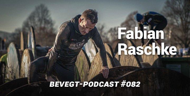 Titelbild: Fabian Raschke beim Hindernislauf
