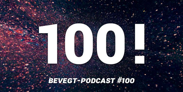 100 Folgen beVegt-Podcast: Ein kleiner Rückblick