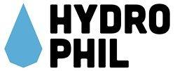 Das Logo von Hydrophil