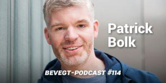 Patrick Bolk: Der Wahlberliner schreibt Bücher für Vegan-Neulinge